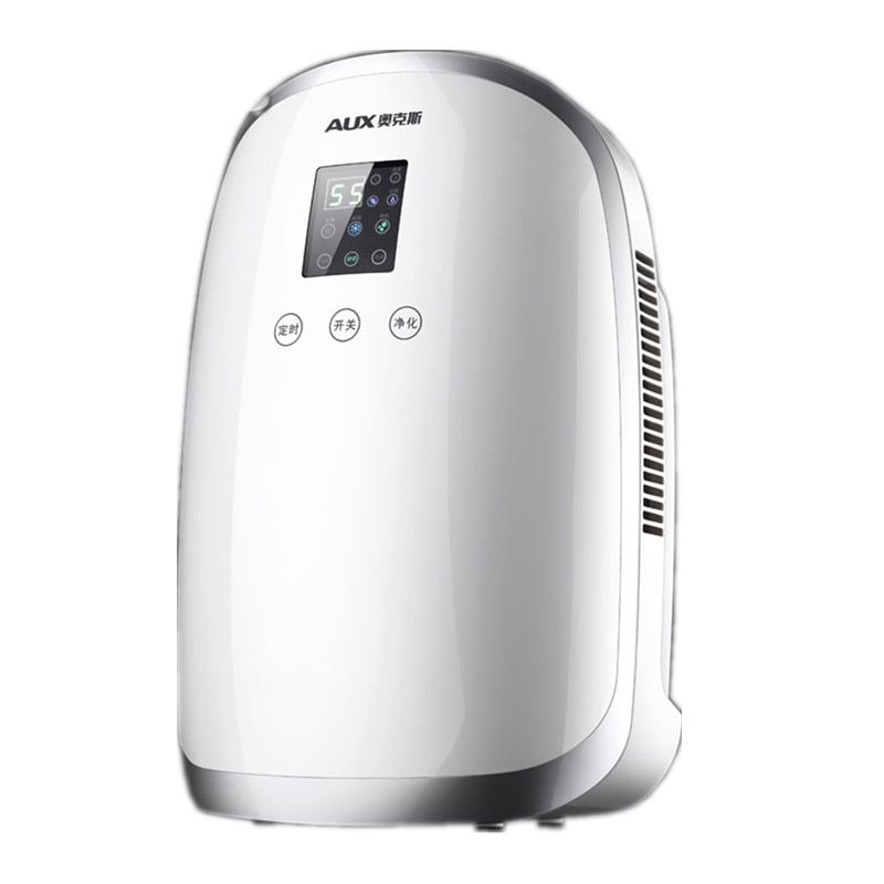 Dehumidifier 110W LED Display Air Purifier Moisture Absorption Air Dryer For Office Home Bathroom Bedroom Garage Basement