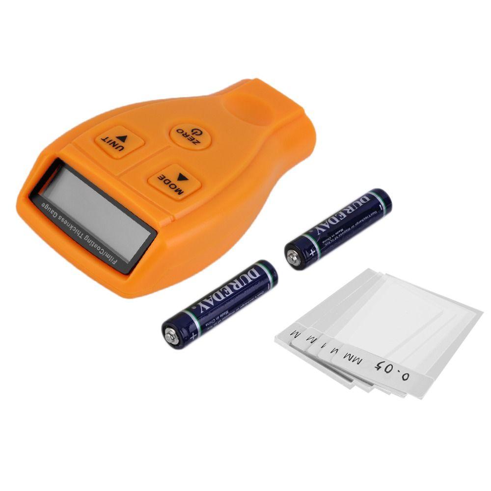 Диагностический инструмент ультразвуковой Толщина датчик Краски покрытие Толщина датчик цифровой автомобильный покрытие ультразвуковой ...