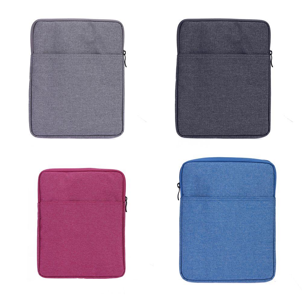 Stoßfest Tablet Sleeve Pouch Tasche für iPad Mini 2 3 4 für iPad Air 1/2 Pro 9,7 zoll Abdeckung Dicken Reißverschluss Abdeckung Fall neue