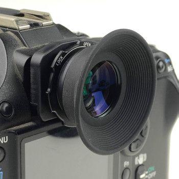 Mcoplus 1.08x-1.60x Zoom Viewfinder Eyepiece Eyecup Magnifier for Nikon D7100 D7000 D5200 D800 D750 D600 D3100 D5000 D300 D90