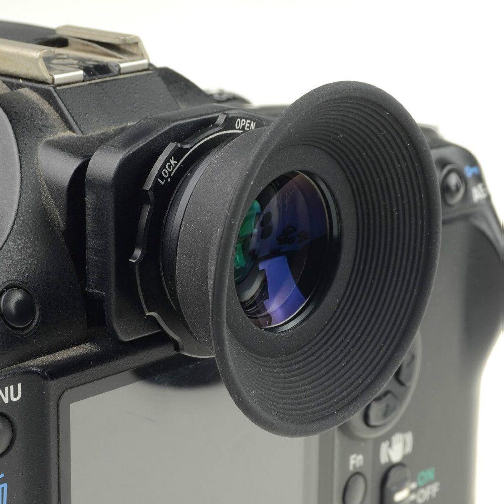 Mcoplus 1.08x-1.60x Zoom Viseur Oculaire Œilleton Loupe pour Nikon D7100 D7000 D5200 D800 D750 D600 D3100 D5000 D300 D90