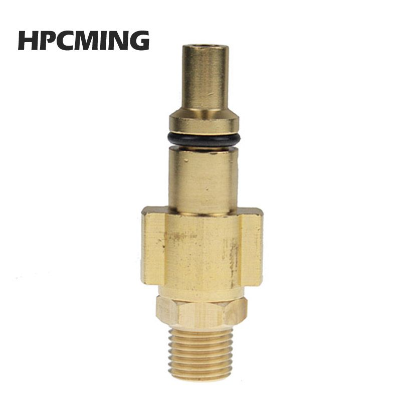 HPCMING Special Offer Sale Gs High Quality Adapter For Foam Nozzle Generator Gun Soap Foamer For Lavor Pressure Washer (cw130)