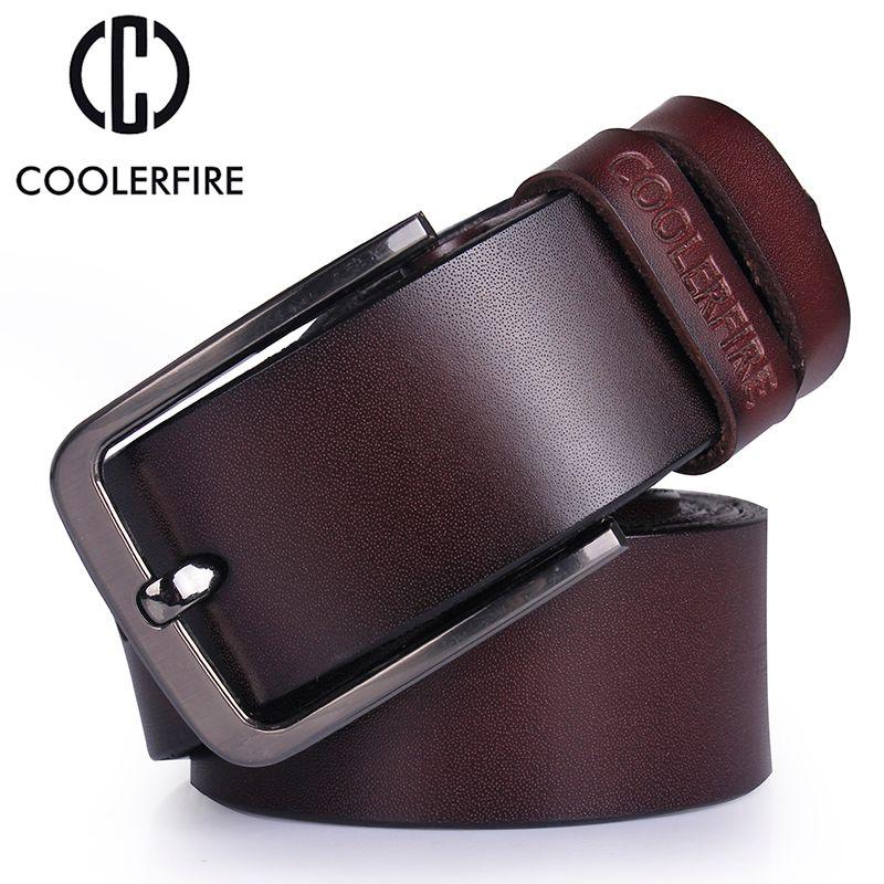 Haute qualité hommes en cuir véritable ceinture concepteur ceintures hommes luxe sangle hommes ceintures pour hommes mode vintage boucle ardillon pour jeans