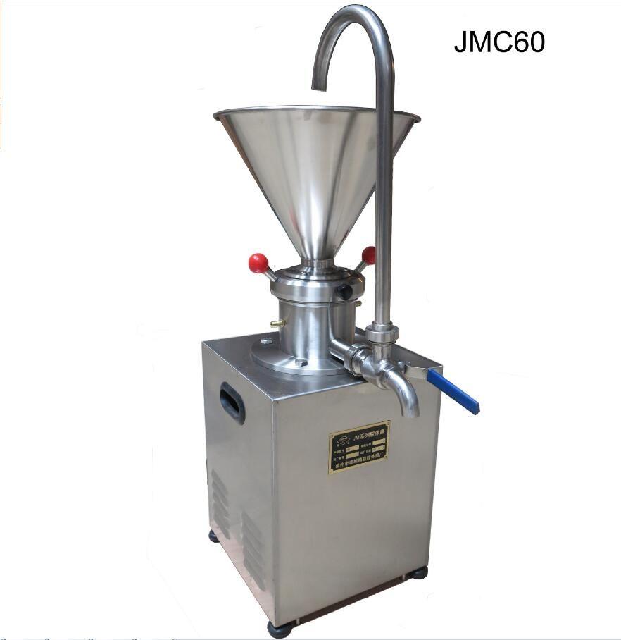 Edelstahl Kolloid Mühle Erdnuss Fräsen Maschine Erdnuss Butter, Der Maschine JMC60