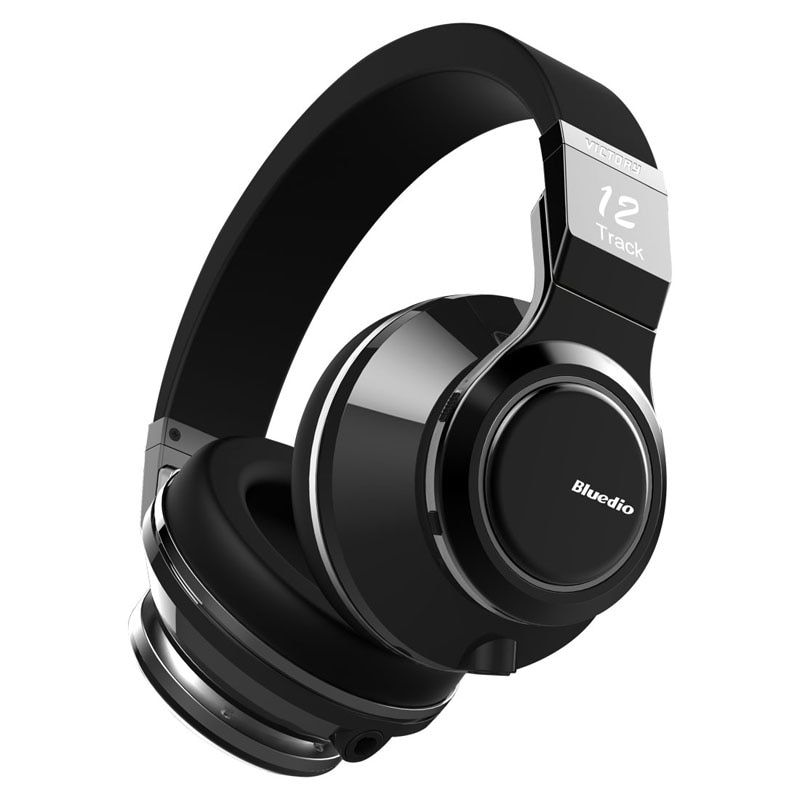 Bluedio V (Victory) High-End Bluetooth Wireless Headphones PPS12 Drivers With Mic <font><b>Earphone</b></font> Smart Touch Bluetooth Headset