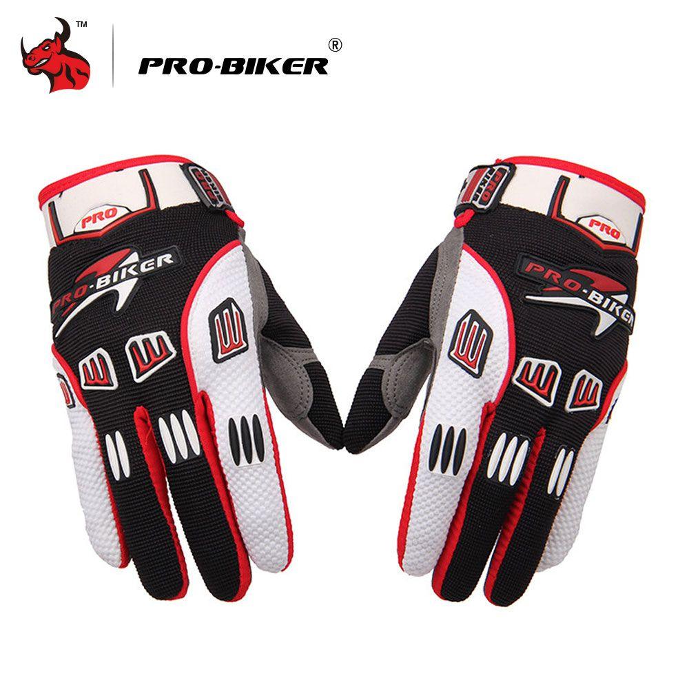 PRO-BIKER Motorcycle Gloves Breathable Motocross Gloves Non Slip Guantes Luva Moto Gloves Moto Gloves For Men And Women