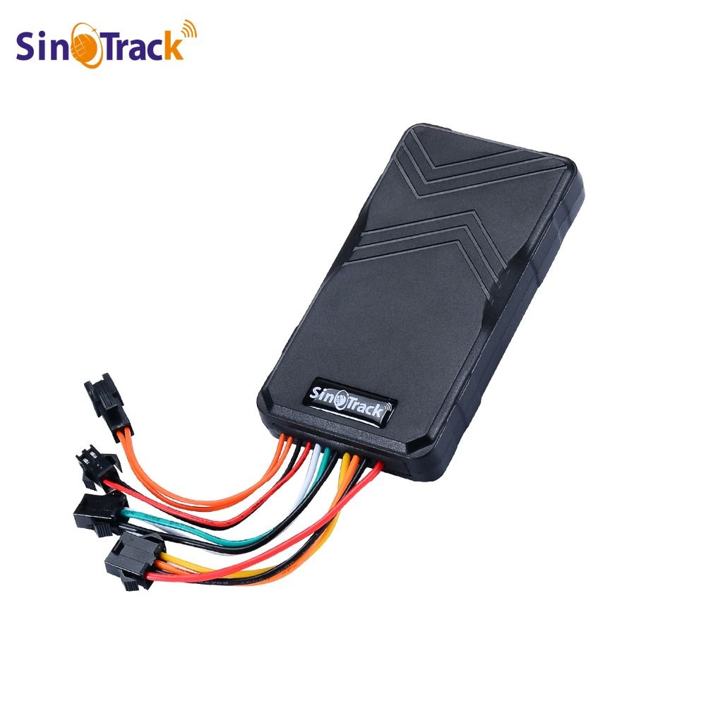 Newest ST-906 GPS Car Tracker GPRS SMS Tracking Device GMS GPS Vehicle Motorcycle Scooter Locator Remote Control With software