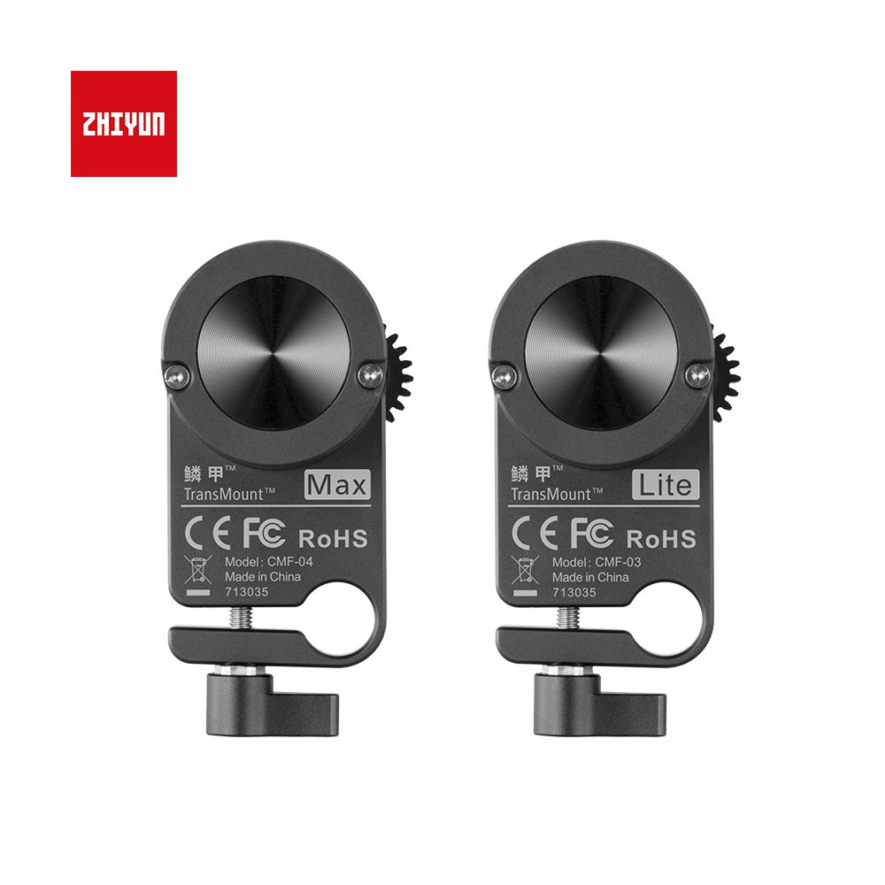 Zhiyun Kran 3 Zubehör Folgen Fokus CMF-03 Lite CMF-04 Max TransMount Servo Fokus Zoom Controller für Weebill Labor Gimbal