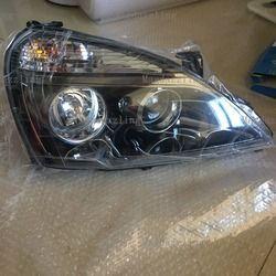Baru Tiba Auto Hitam Kepala Lampu Lampu untuk Suzuki Aerio/Liana