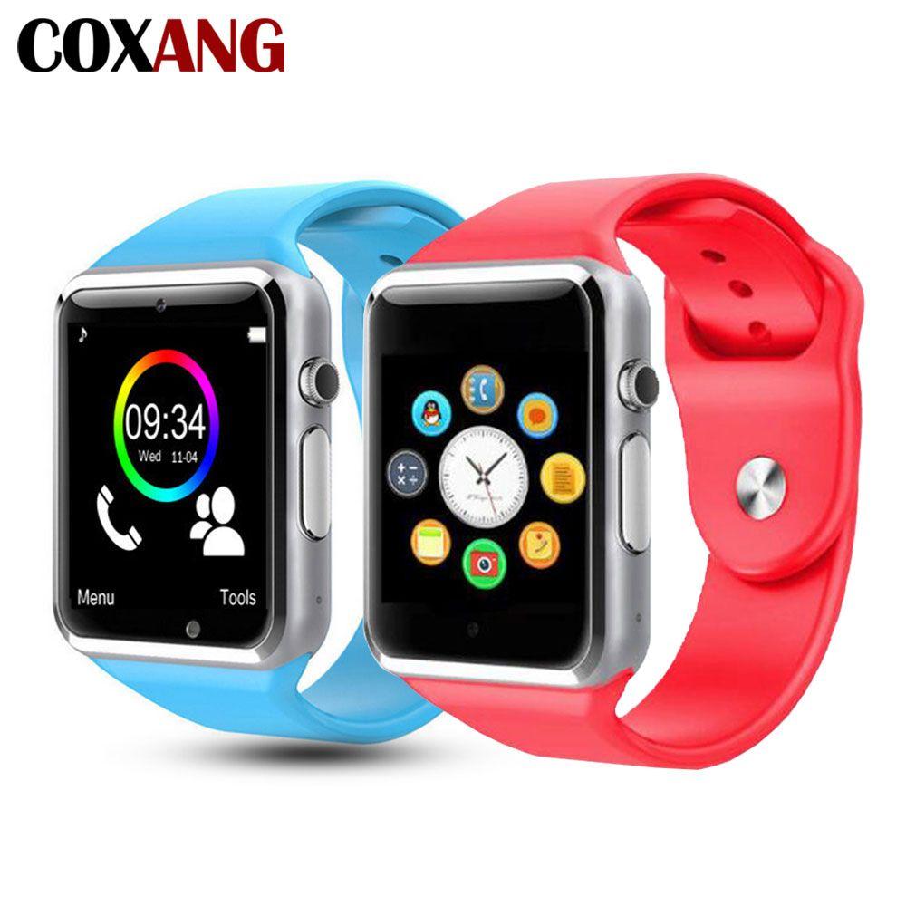 COXANG Montre Smart Watch Pour Enfants Enfants Bébé Montre Téléphone 2g Sim Carte Dail Appel Écran Tactile Étanche Intelligent Horloge smartwatches