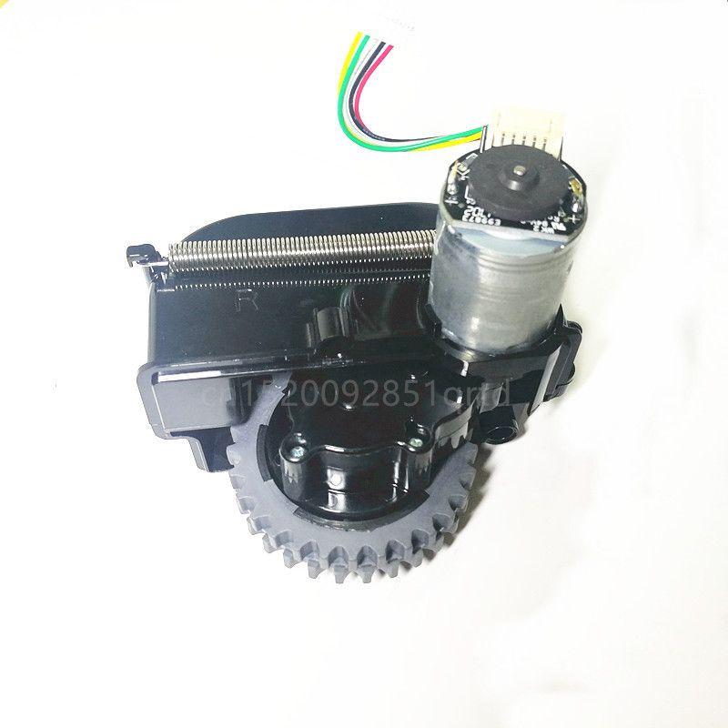 Roue droite d'origine pour chuwi ilife v5s v5 x5 ilife v3s v3 v3l robot aspirateur pièces accessoires de rechange