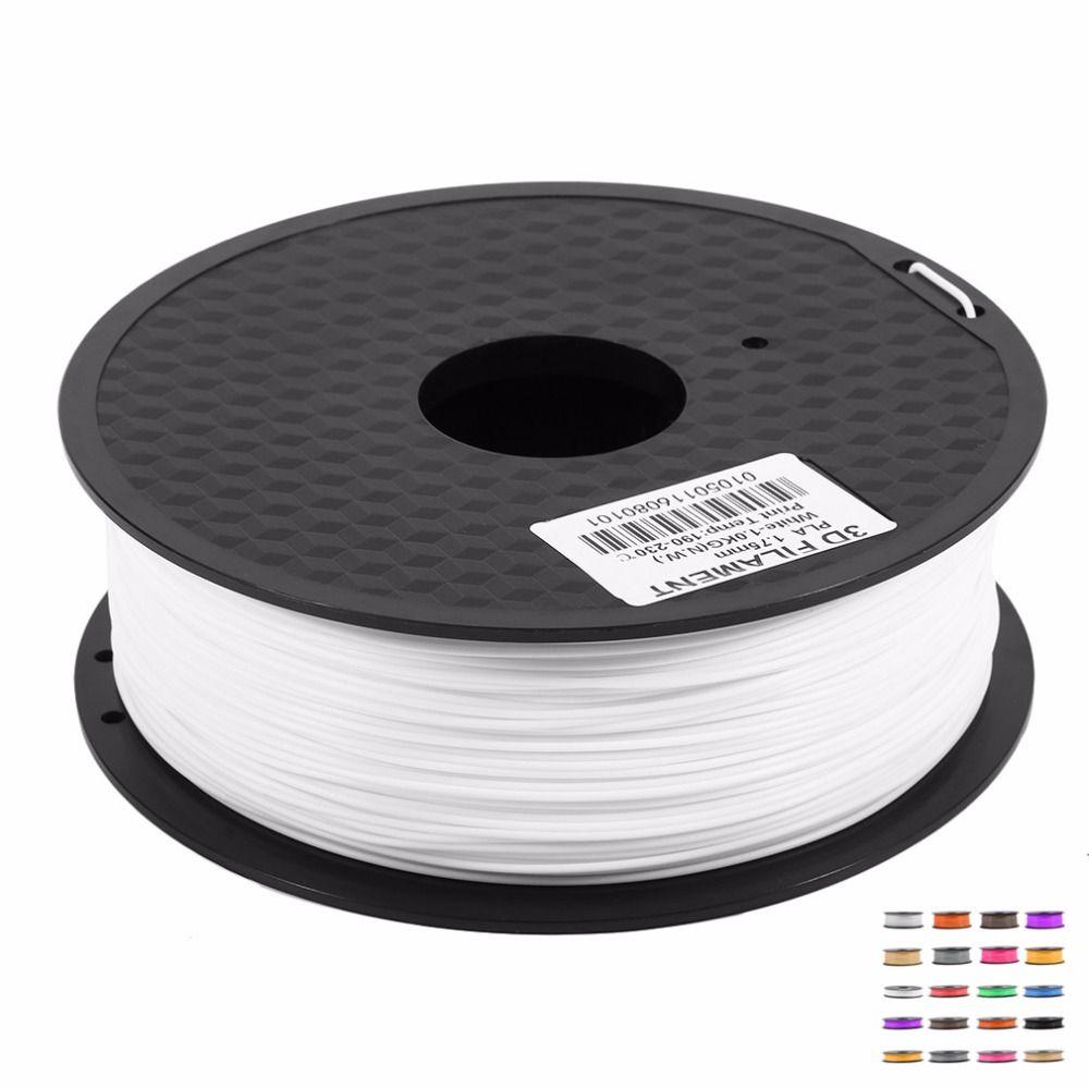 200M/400M ABS/PLA Super Long 1.75MM Print Filament 3D Printer Pen Filament Consumables Material For 3D Printer Pen 40 Color
