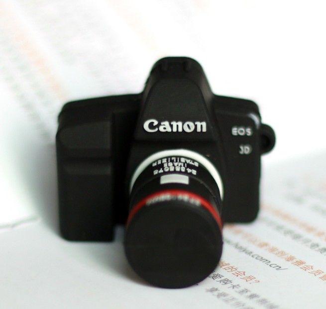 Capacidad USB flash drive pendrive 64 GB pen drive cámara SLR estilo 8 GB 16 GB 32 GB 64 GB 2.0 Memory Stick