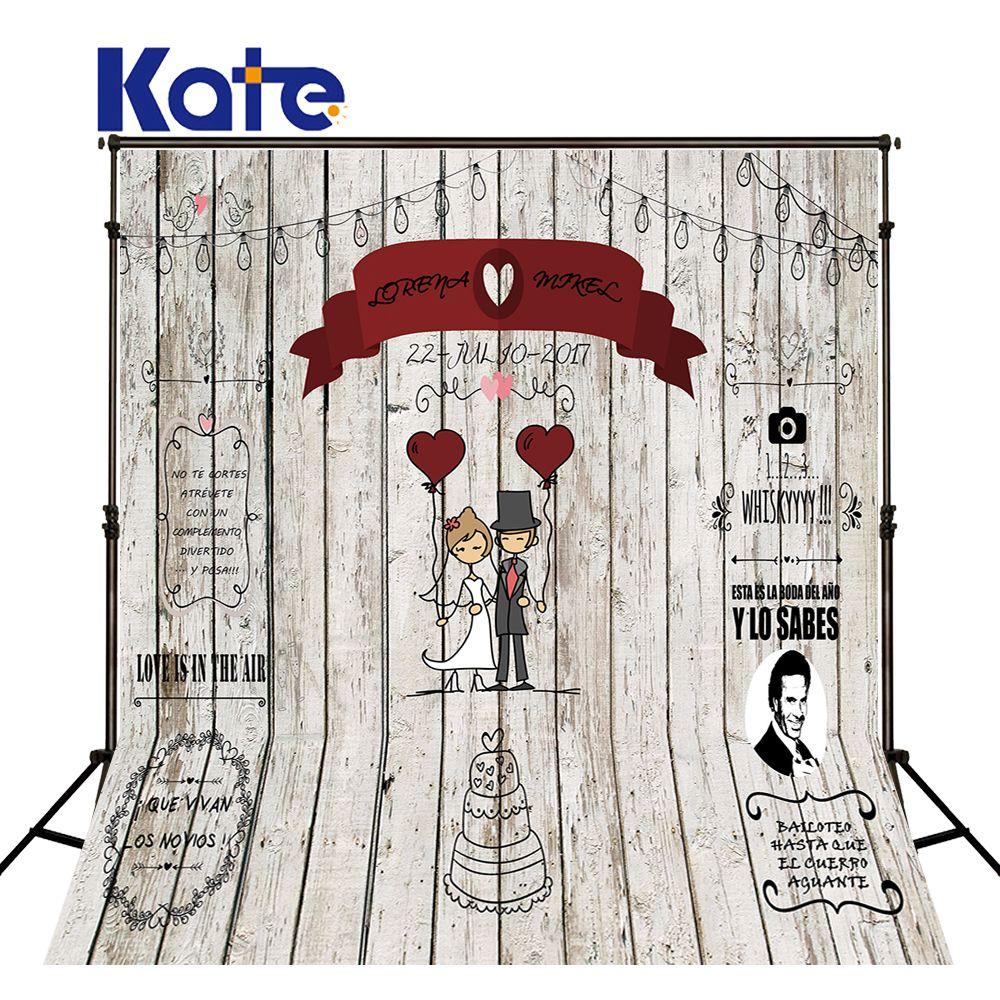 Kate свадебное дерево фонов Классная доска для Аксессуары для фотостудий Свадебные Задний план фотографии настроить размер сделано Фотостуд...