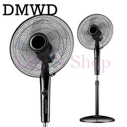 Ventilateur électrique Ventilateur sur Pied usage Domestique Mécanique De Bureau à distance air ventilateur minuterie muet dortoir des ménages calendrier shekehead US plug UE