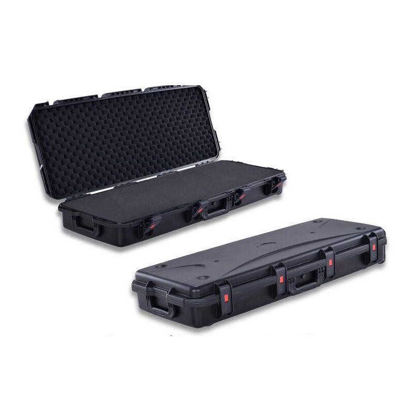 1080*390*150mm Hohe festigkeit tragbare musikinstrument fall mit rädern