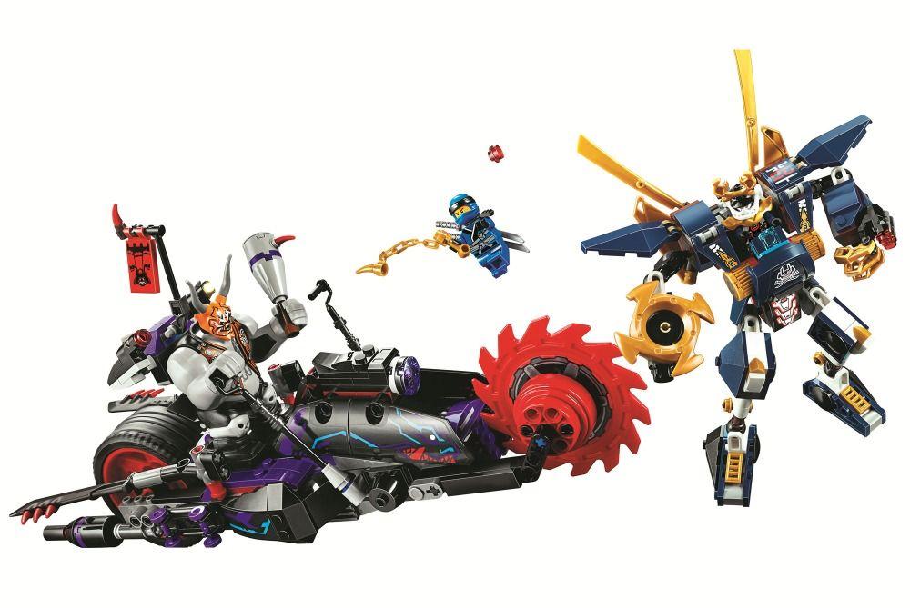 BELA Killow Vs Samurai X Ninjagoed Building Blocks Sets Bricks Ninja Movie Classic Model Kids Toys Marvel Compatible Legoe