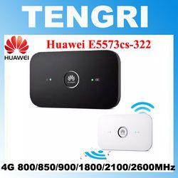Débloqué Original Huawei E5573 E5573cs-322 E5573cs-609 150 Mbps 4G Modem Dongle Lte Wifi Routeur de Poche Mobile Hotspot