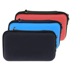 Protective Hard Case Shell for Nintend New 2DS XL LL Game Console Travel Carrying Bag Holder Pouch Built-in Game Card Storage