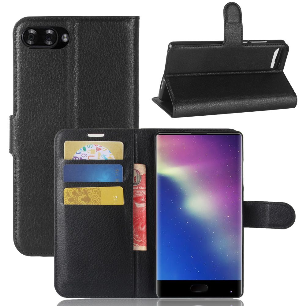 Flip Wallet PU Leather Stand Case For Doogee Mix Cover Vintage Coque Phone Bag Cases For Doogee Mix With Card Holders