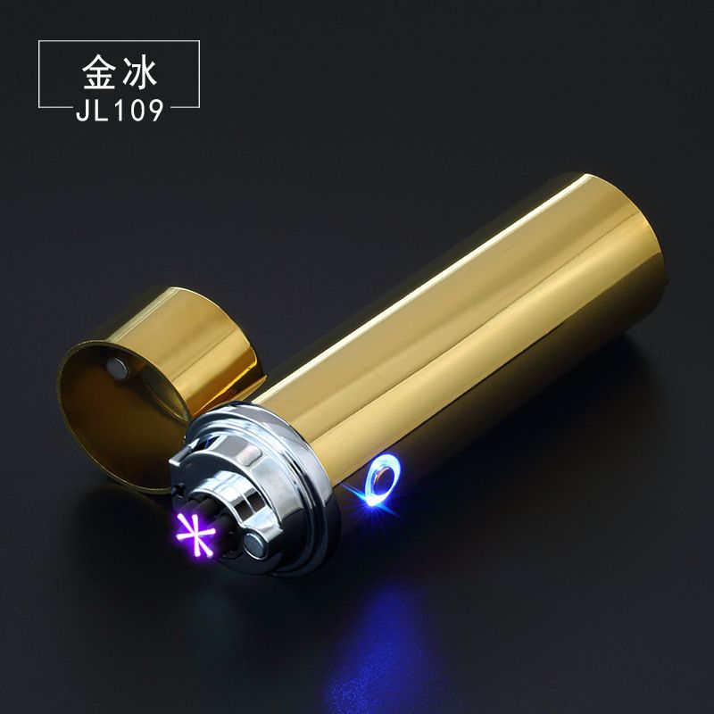 Electronic USB Lighter Strongest Most Powerful Arc Cigarette Lighter Rechargeable Plasma Lighter Smoking Gadgets Gift for men