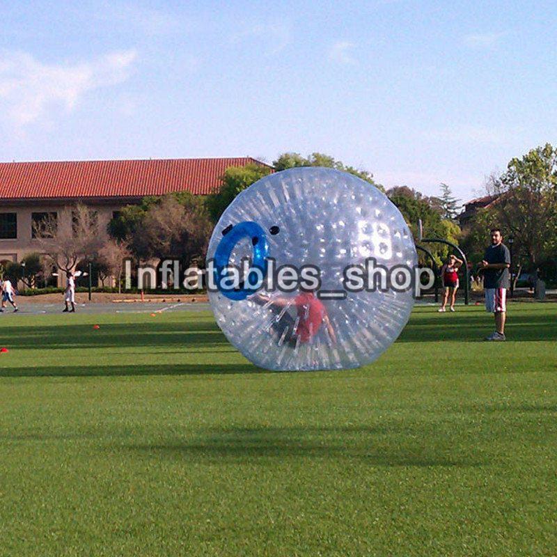 Freies Verschiffen 1,0mm TPU Aufblasbare Körper Zorb Ball, 3 m Durchmesser Gute Preis Aufblasbare Menschlichen Bowling Für Vermietung Business