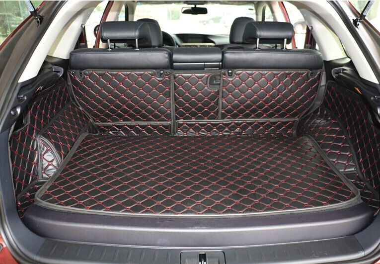 Best carpet! Special trunk mats for Lexus RX 270 2014-2009 waterproof easy to clean carpets for Lexus RX270 2013,Free shipping