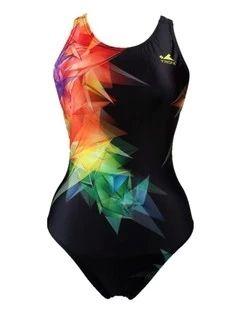 Yingfa compétition professionnelle sport une pièce triangle entraînement maillot de bain imperméable femmes maillots de bain maillot de bain