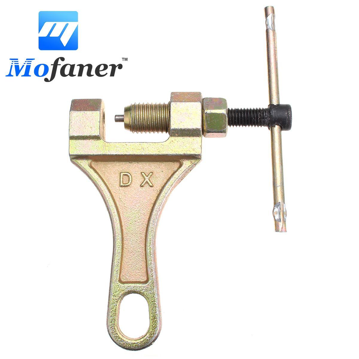 Metal Motorcycle Bike Chain Breaker Splitter Cutter Link Removal Tool 420-530