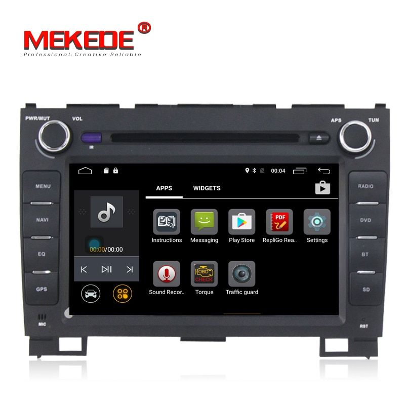 Reine Android 7.1 Haval Hover Great Great wall H5 H3 dvd gps 4g wifi mit Kapazitiven bildschirm radio bluetooth