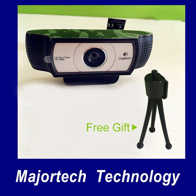 New Genuine 100% Logitech Webcam C930E 15MP FHD Camera 1920*1080P HD Webcam DDP ASOS Wecamera