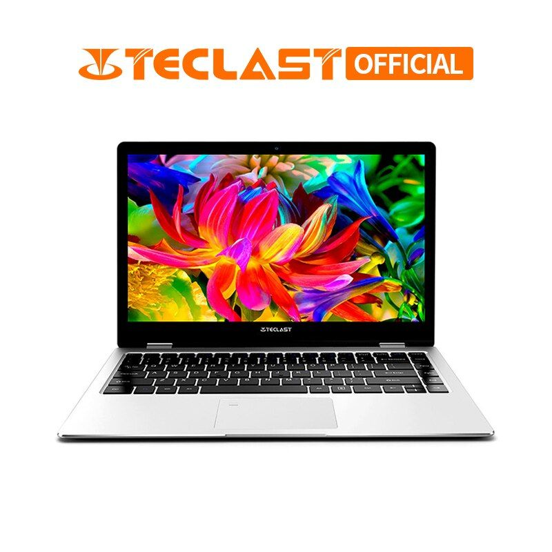 Teclast F6 Pro 360 Grad Laptop Windows 10 OS 13,3 zoll 1920x1080 8GB RAM 128GB SSD Intel core m3-7Y30 Dual Core Notebook