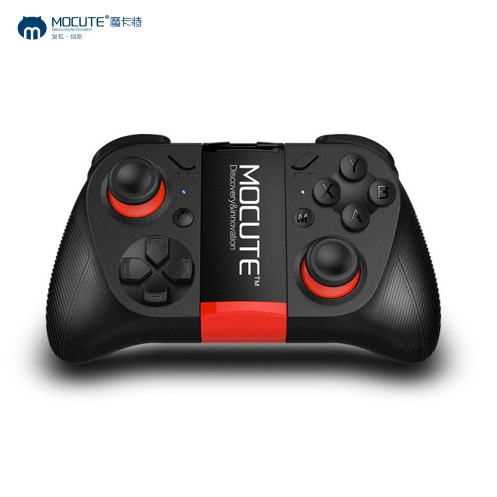 MOCUTE 050 Android Bluetooth 3.0 Sans Fil Gamepad Smart TV Boîte De Jeu Contrôleur de Jeu Gamer Joystick Pour PC Pour Xiaomi/ huawei