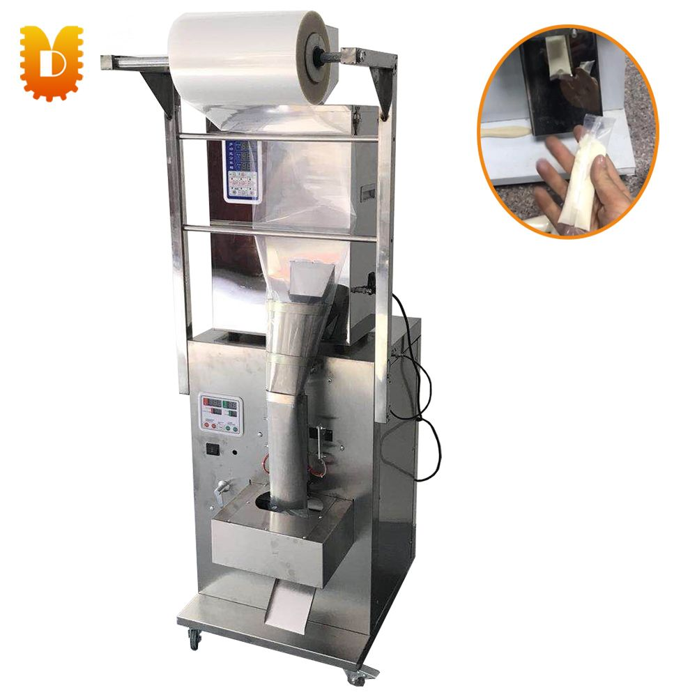 1-999g Snack Food Cereals Granule And Powder Filling And Packing Machine/Automatic Back Sealing Machine