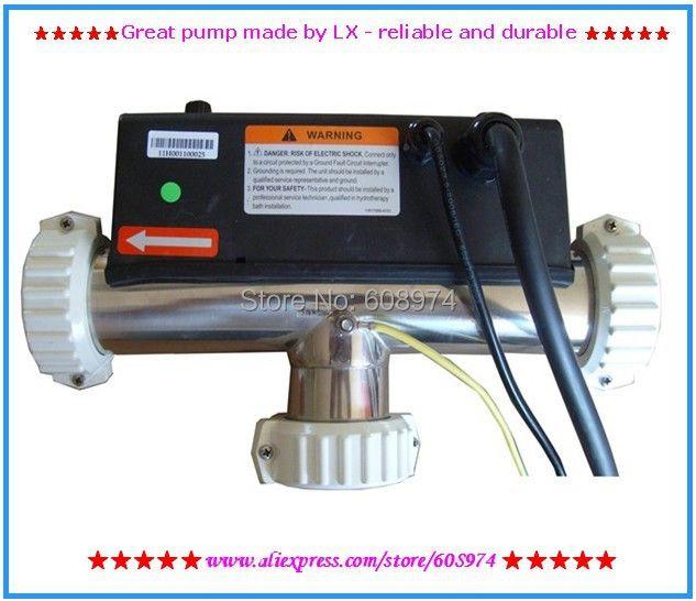 Whirlpoolheizung Warmetauscher Whirlpoolheizer H30-R3 3KW H30R3 hochlegiertes Element!