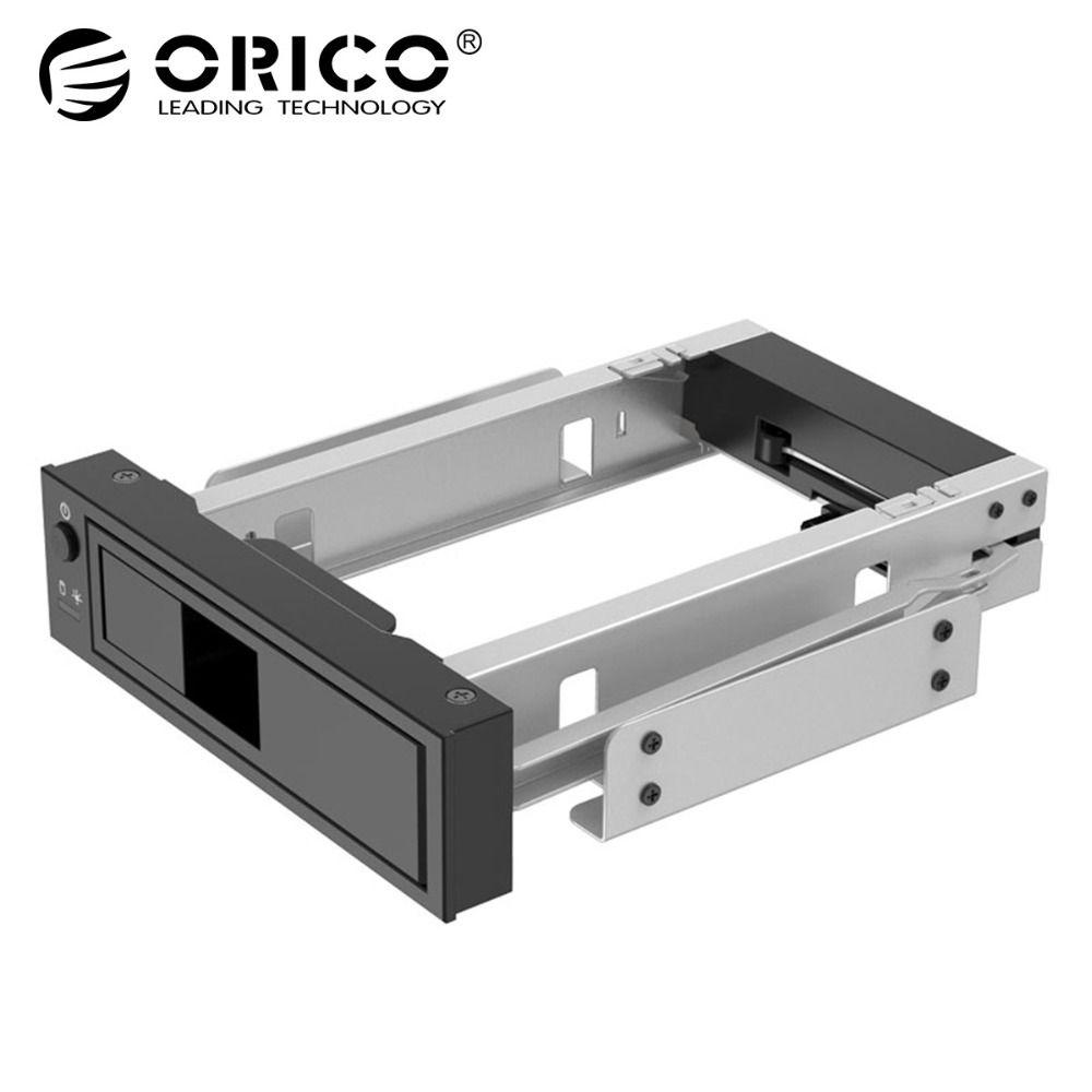 ORICO CD-ROM Raum interne 3,5 zoll SATA3.0 HDD Rahmen Mobile Rack Interne HDD Fall Unterstützung UASP Protokoll & 8 tb HDD