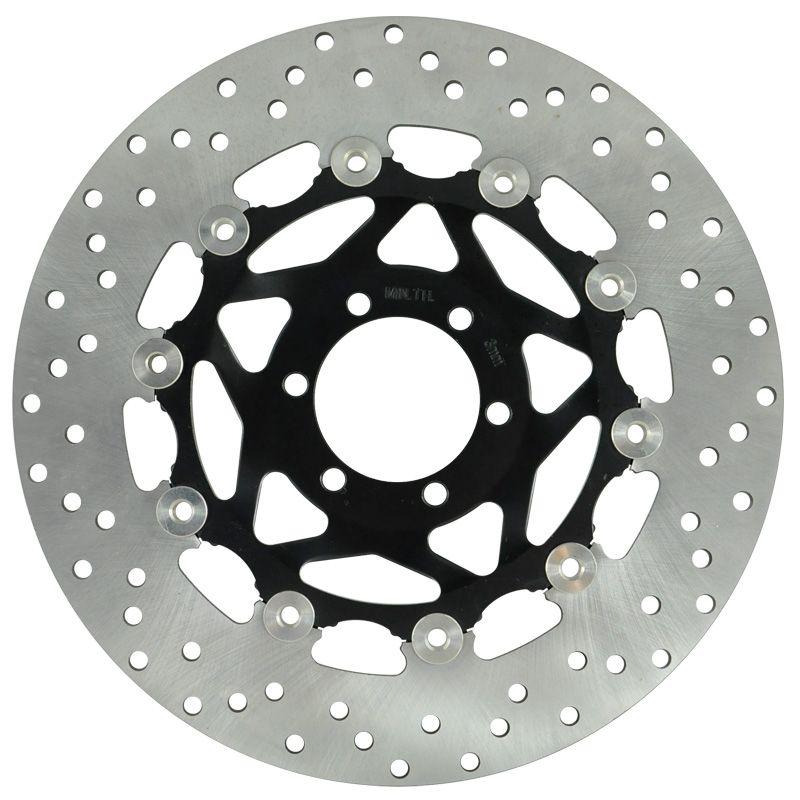 Motorcycle front Brake Disc Rotor For FZR 400RR 90-95, SR400 2001-2005, XJR400 1993-2005, FZR600 1989-1991 FZR600R 1992-1995