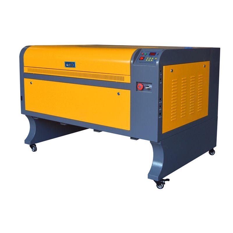 Co2 6090 laser gravieren maschine laser schneiden maschine für glas stein gravieren nicht metall kennzeichnung industrie 60 watt 80 watt 100 w Optional