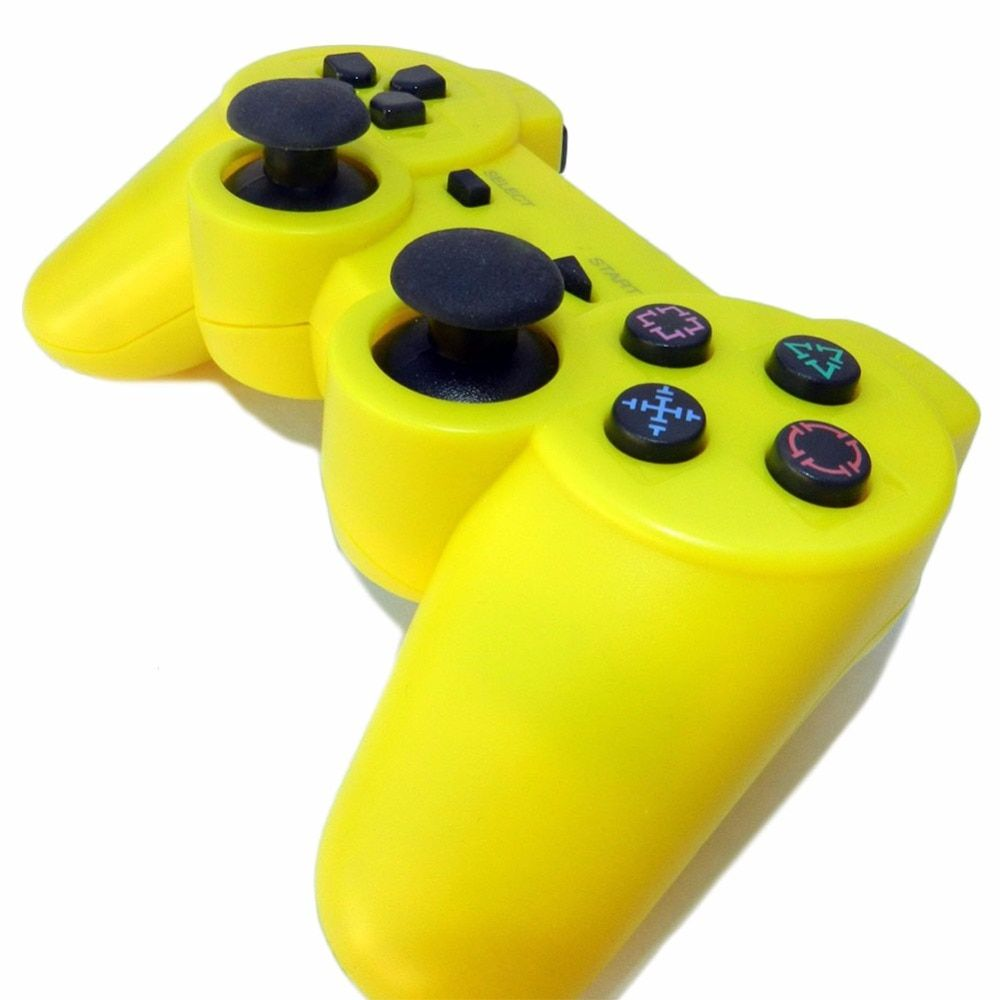 2.4GHz Wireless Bluetooth  Game Controller  pc usb For sony  PS3 SIXAXIS Controle Joystick Gamepad