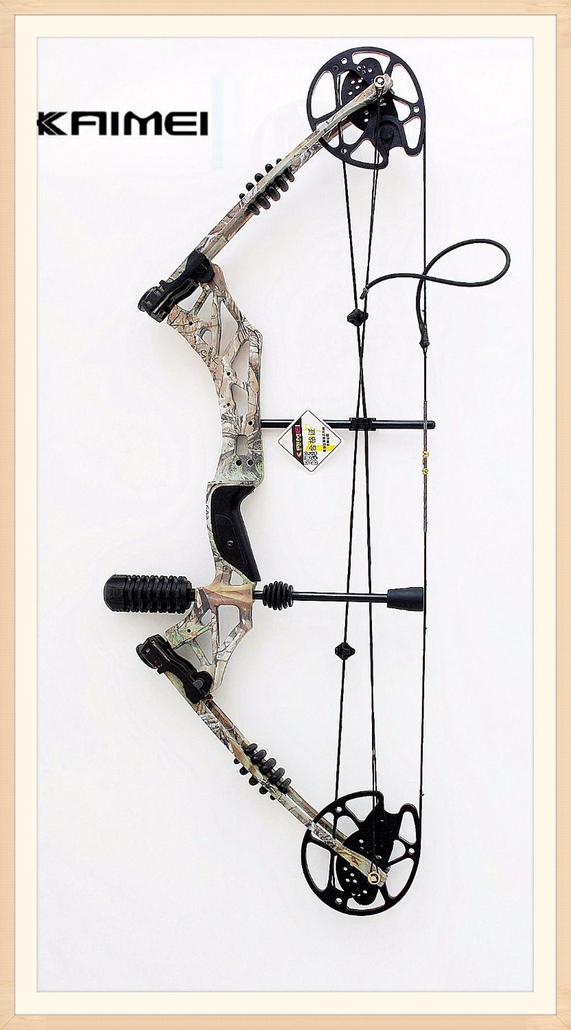 35lbs-70lbs Archery KAIMEI HAN Compound Bow Hunting Compound Bows with Full Accessories
