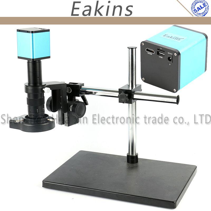 Autofokus 1080 P 60FPS SONY SENSOR IXM290 HDMI Video Industrie Autofokus Mikroskop Kamera 180X Objektiv Arbeit Für Phoen reparatur