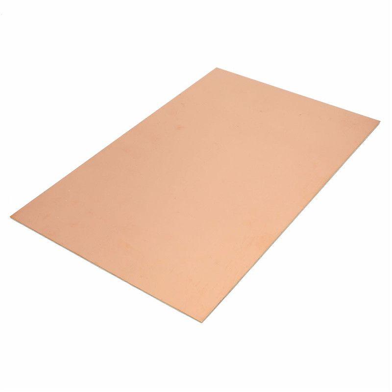 5pcs / 10pcs 200mm x 300mm FR4 PCB Double Side Copper Clad plate DIY PCB Kit Laminate Circuit Board