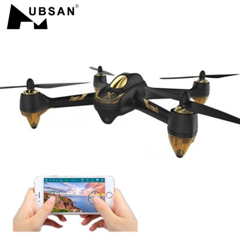 Auf Lager Hubsan X4 AIR H501A WIFI FPV Brushless Mit 1080 P HD Kamera GPS Wegpunkt RC Quadcopter RTF