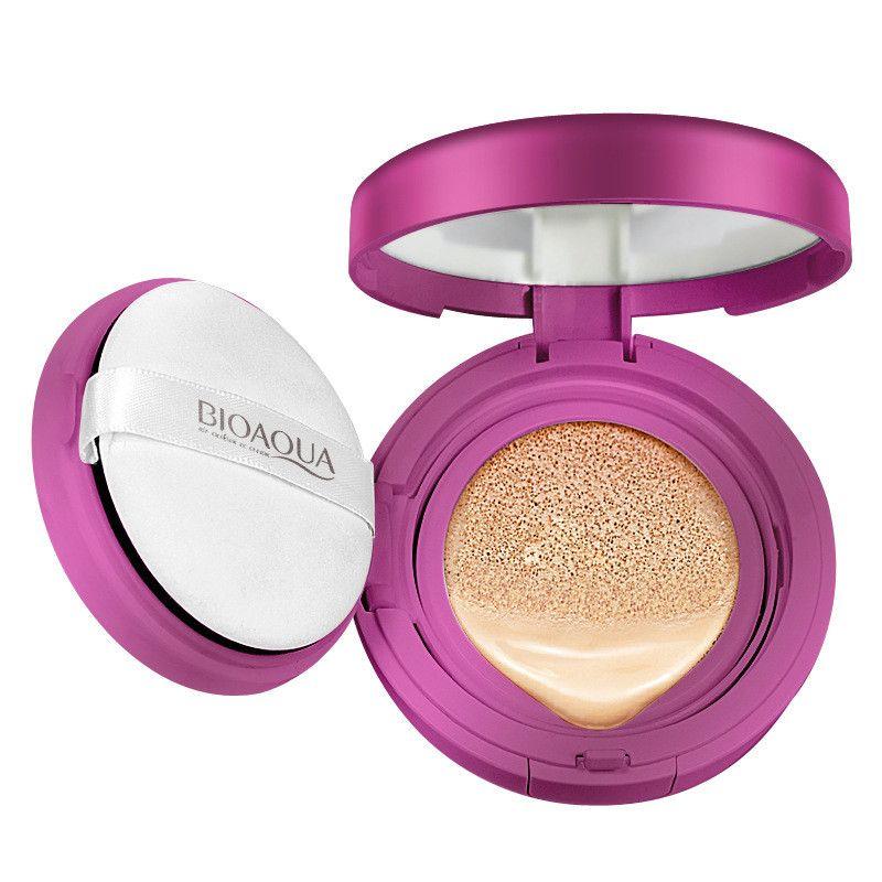 BIOAQUA coussin d'air BB crème correcteur fond de teint hydratant maquillage blanchissant illuminer visage beauté cosmétique