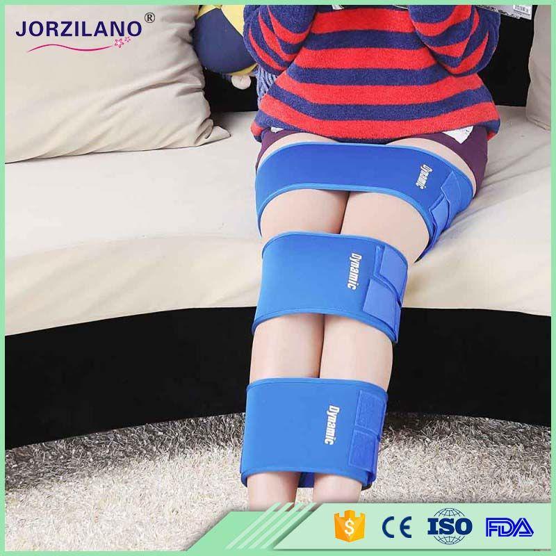 Arc O X Type jambe Posture correcteur ceinture facile courbes élastique réglable Bandage cuisse jambes ceinture orthèse spots downlight LED soins de santé