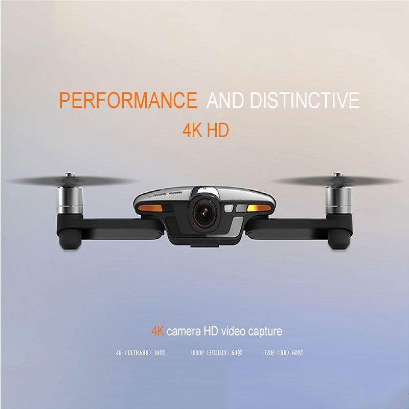 NEUE RC DRONE Tasche Selfie Quadcopter WiFi FPV Mit 4 karat UHD Kamera FPV Drone RC Spielzeug RC Hubschrauber professionelle