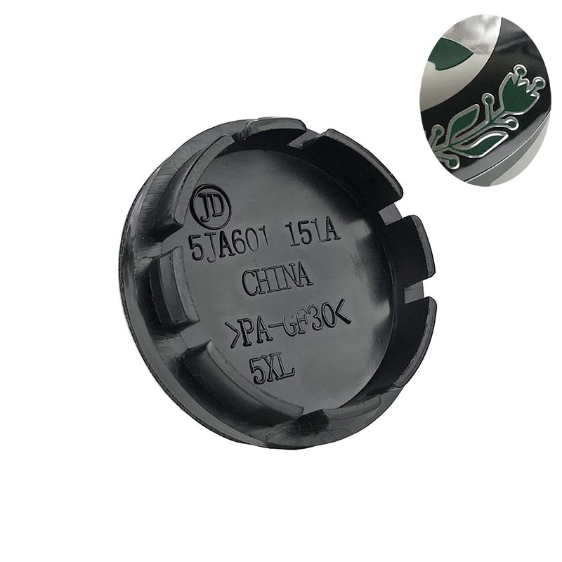 20PCS 56mm for Skoda Wheel Center Caps for Skoda Alloy Wheel Emblem Badge Octavia Fabia Yeti CAR STYLING