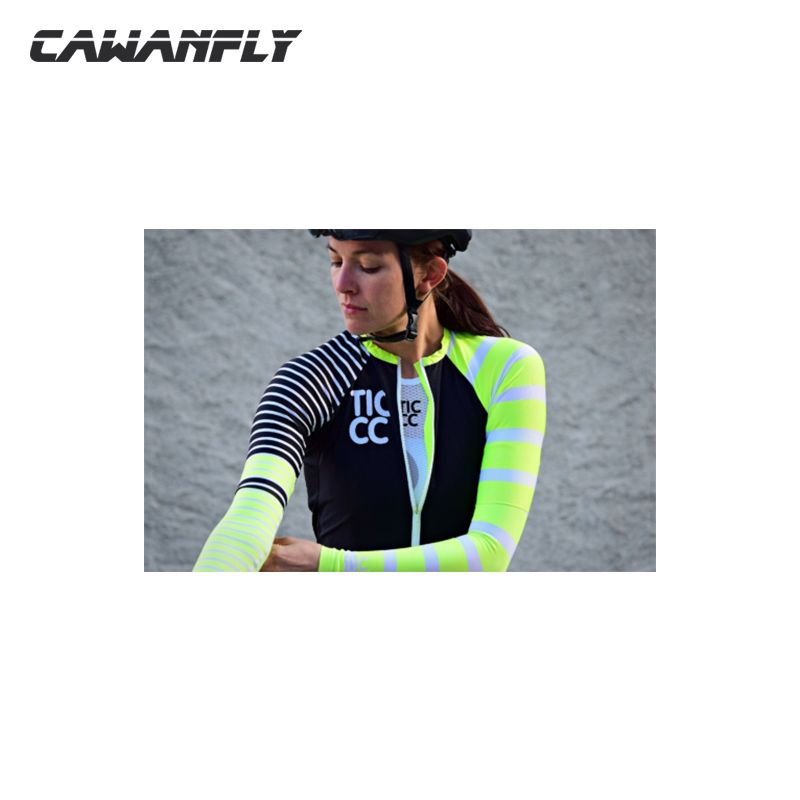Pro Team Long Sleeve Cycling Shirt Warm Up Breathable MTB Bike Skinsuit Light Weight Windproof Men Women Cycling Coat Outdoor