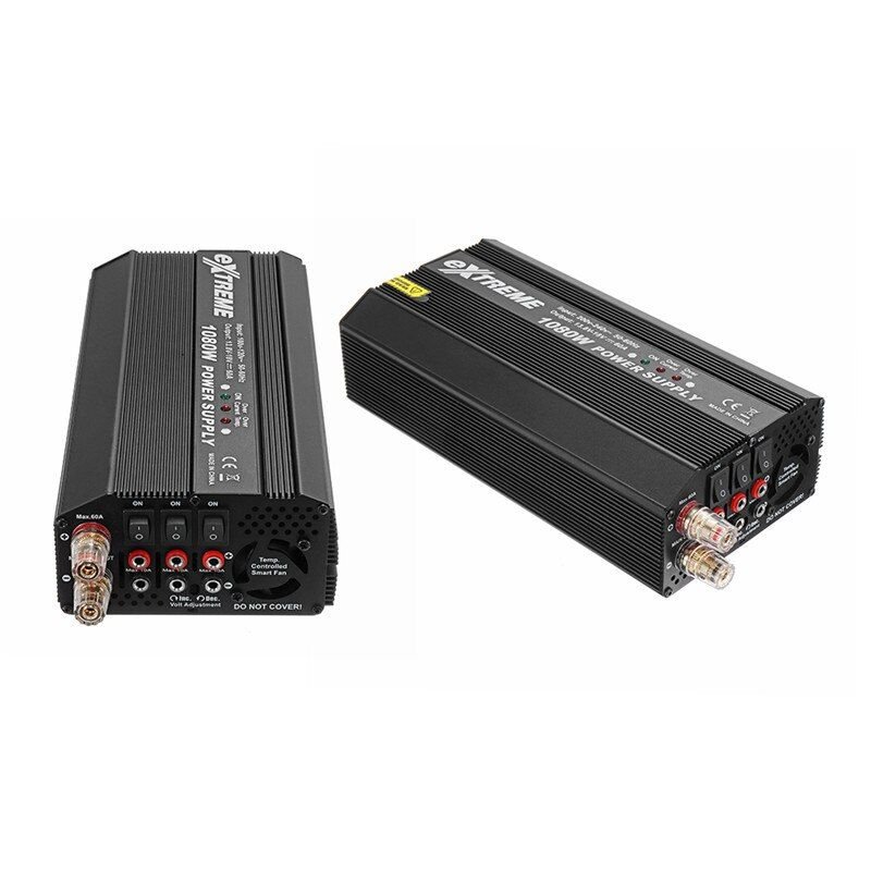 SKYRC Extreme PSU 1080W 18V 60A Power Supply Adapter For ISDT T8 icharger X6 308 4010 Charger
