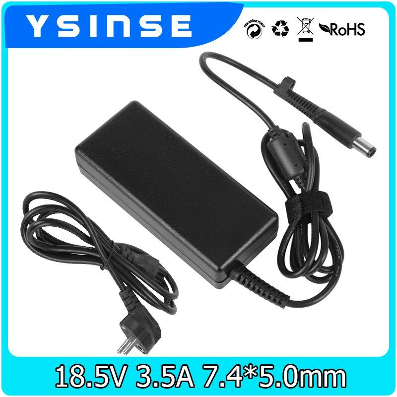 18.5v 3.5A AC Power Supply Adapter For HP COMPAQ PRESARIO CQ40 CQ45 CQ60 CQ61 CQ70 CQ71 DV4 DV5 DV6 DV7 Laptop Chargers
